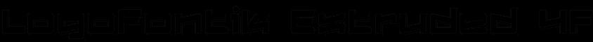 Logofontikextruded4f